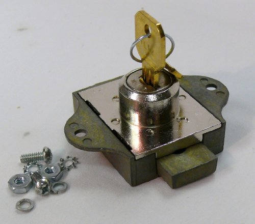 Indiana Cash Drawer Replacement Lock Deadbolt Style