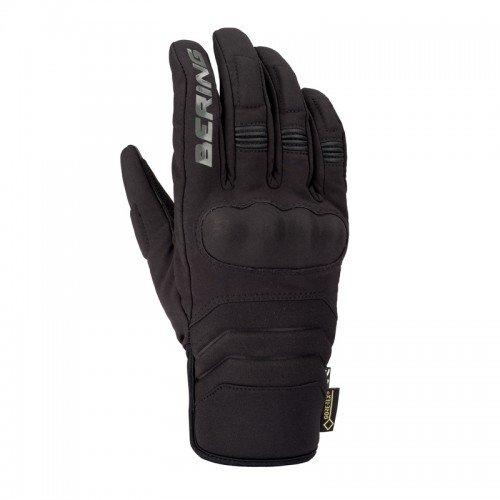 BERING motorhandschoenen EKSEL, zwart, maat T13