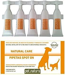 PetNatura Pipetas Antiinsectos para Perros y Gatos - 5