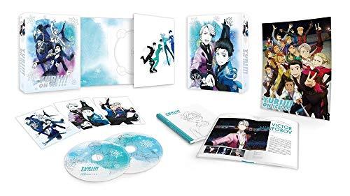 Yuri!!! On Ice - Intégrale Saison 1 - Edition Collector Bluray [Édition Collector]