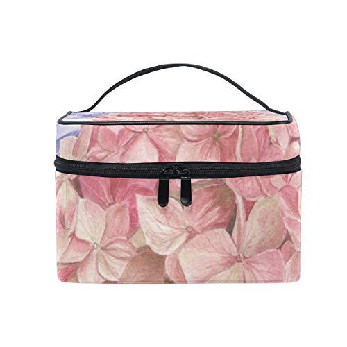 OREZI Beautiful Sac à cosmétiques rétro Motif floral