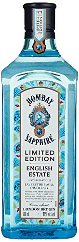 Bombay SAPPHIRE London Dry Gin English Estate Limited Edition Gin (1 x 0.7 l)