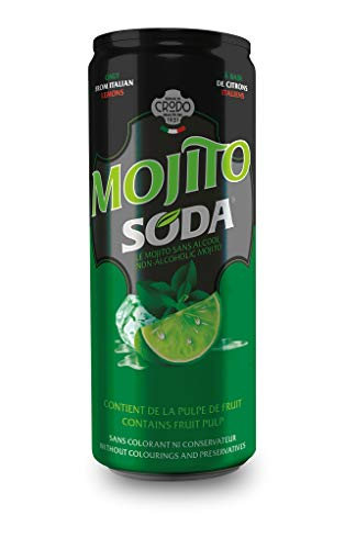 24 Dosen a 0,33L Mojito Soda Mojitosoda...