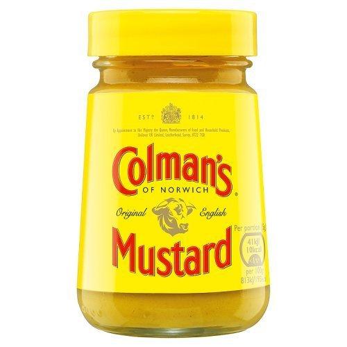 Colman's Prepared English Mustard (3.52 ounce)