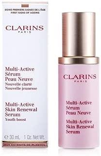 Clarins Multi-Active Skin Renewal Serum For Unisex - 1.04oz