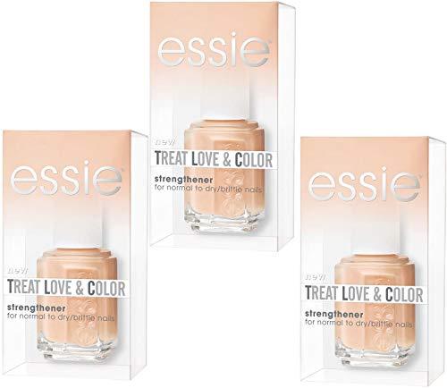 Essie Love And Color Tratamiento de esmalte de uñas 13,5 ml Bon Comme Flesh # 06, juego de 3 (3 x...