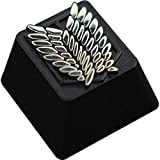 Mugen Wings Crest Custom Anime Keycaps for Cherry MX Switches - Fits Most Mechanical Gaming Keyboards - with Keycap Puller