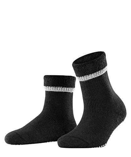 FALKE Damen Hausschuh-Socken Cuddle Pads, Baumwolle Wolle, 1 Paar, Schwarz (Black 3009), 35-38 (UK 2.5-5 Ι US 5-7.5)