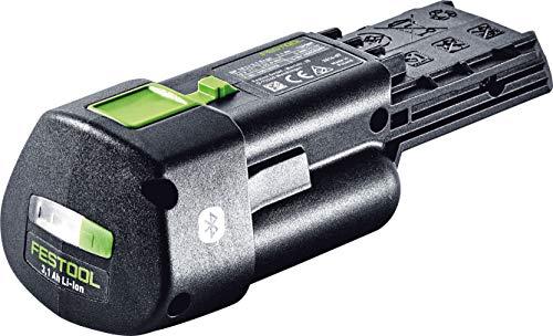 Festool Akkupack BP 18 Li 3,1 Ergo-I Herstellernr. 202497, Schwarz/Grün