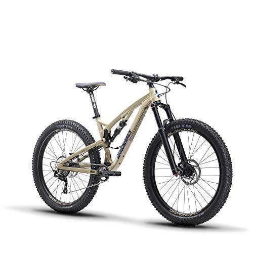 Product Image 8: Schwinn S29 Mens Mountain Bike, 29-Inch Wheels, 18-Inch/Medium Aluminum Frame, Dual-Suspension, Mechanical Disc Brakes, Matte Black