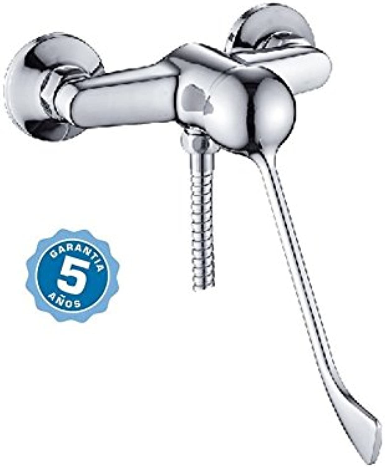 Gerontologico Shower Tap With 5?Year Guarantee