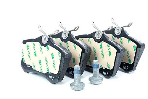 Preisvergleich Produktbild Bremsbeläge Hinten von ATE (13.0460-2820.2) Bremsbelagsatz Bremsanlage Scheibenbremsbelagsatz,  Scheibenbremsbelagsatz,  Bremsklötze,  Bremsklotz,  Beläge,  Bremsbeläge, Bremsbelaege