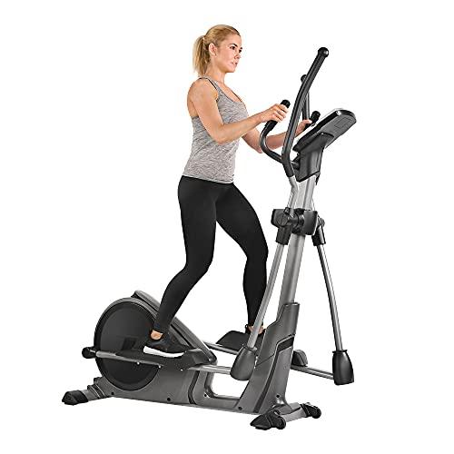 Sunny Health & Fitness Magnetic Elliptical Trainer Machine...