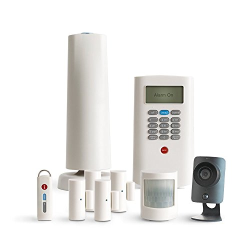 SimpliSafe Wireless Home Security Command Bravo w/Camera