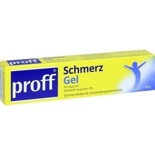 PROFF Schmerzgel 50 mg/g 50 g