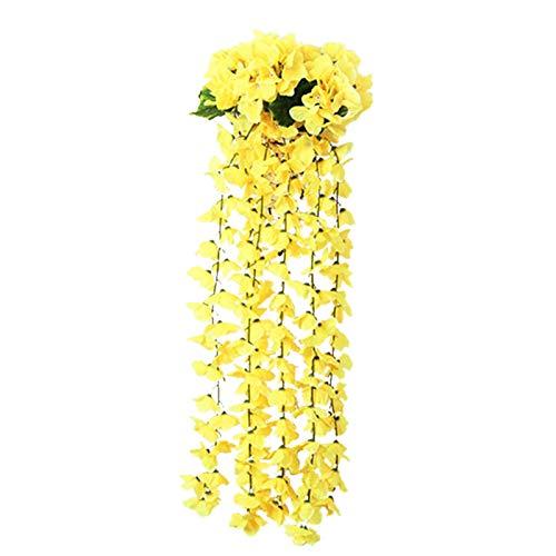 YLUP Künstlich Hängende Blumen...