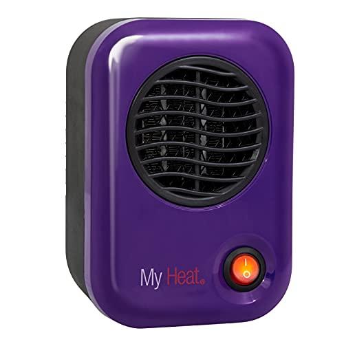Lasko Heating Space Heater, Compact, Purple