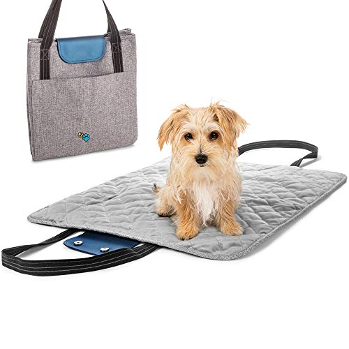 Riley and Mae Travel Dog Bed Plush