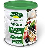 Sirope de agave Ecológico EN POLVO (500 gr) NATURGREEN