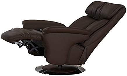 Himolla Sinatra ZeroStress Integrated Recliner Leather Chair 8527-36N