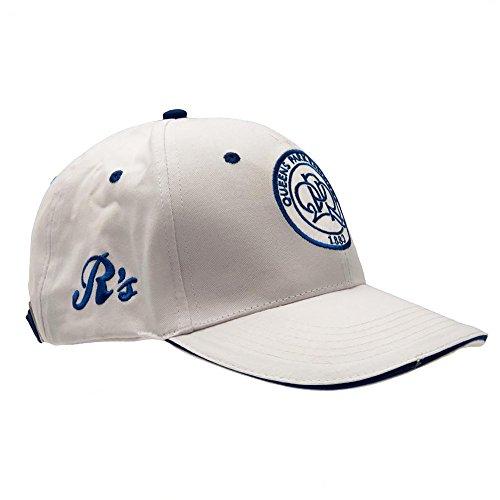 Queens Park Rangers FC Official Crest Design Baseball Cap (One Size)...