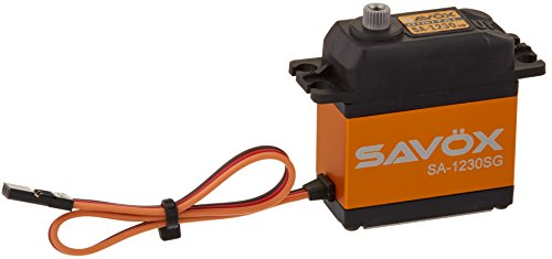 Savox SA1230SG Monster Torque Coreless Steel Gear Digital Servo