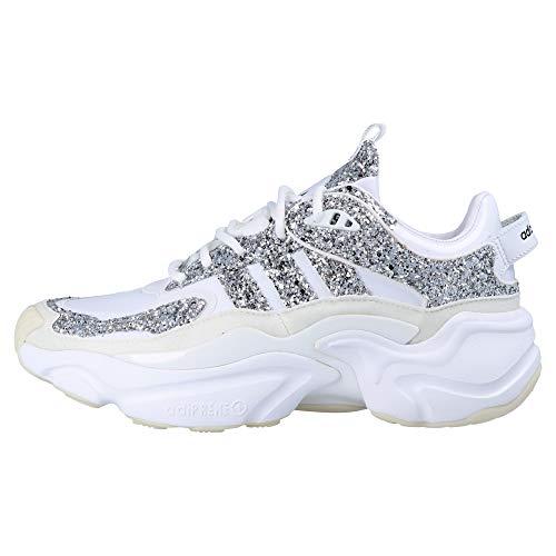 Adidas Originals Magmur Runner FV4350 (38 2/3 EU, White Silver) ✅
