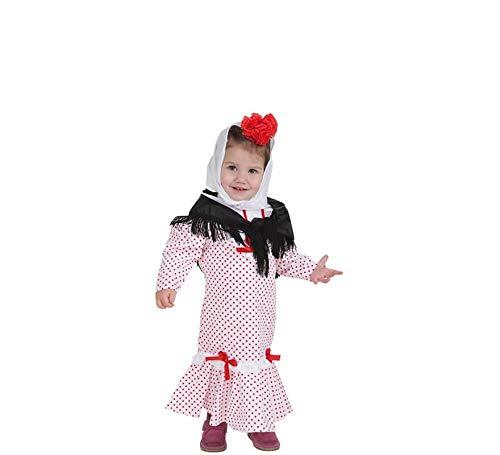LLOPIS  - Disfraz Bebe chulapa Coral s