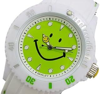 スマイリー SMILEY 腕時計 レディース/キッズ WC-HBSIL-WDGR