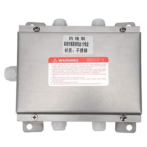 Caja de conexiones Caja de conexiones a prueba de agua Carcasa de terminal de carga de acero inoxidable Suministros industriales a prueba de agua