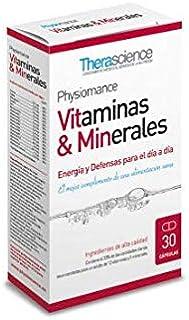 Therascience Vitaminas y Minerales 30 Capsulas - 1 Unidad
