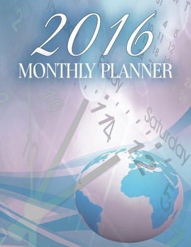 2016 Monthly Planner Organizer Planner 2016 Engagement Planner Calendar Volume 2 product image