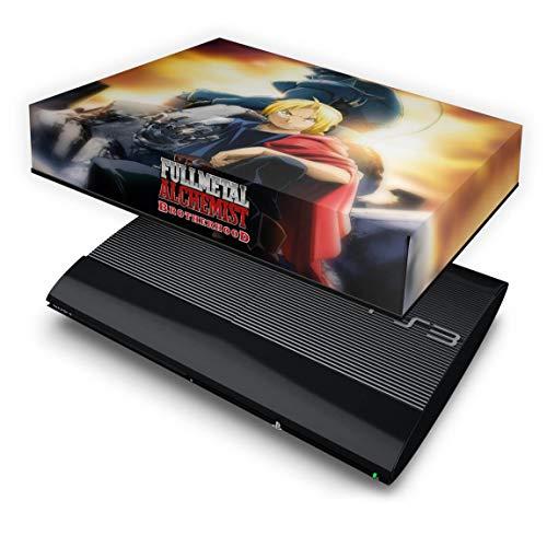 Capa Anti Poeira PS3 Super Slim - Fullmetal Alchemist