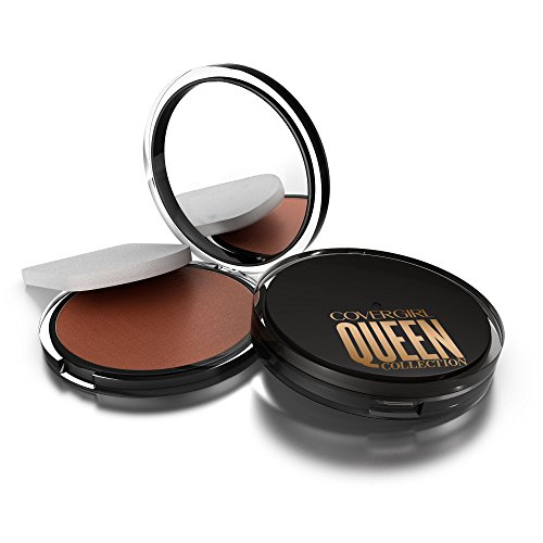 COVERGIRL Lasting Matte Pressed Powder, Medium Deep Q425, 0.37 Ounce by COVERGIRL