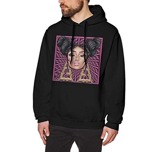fghjfgdjhfd Männer Nicki Minaj Pullover Fleece Hoodies Sweatshirts