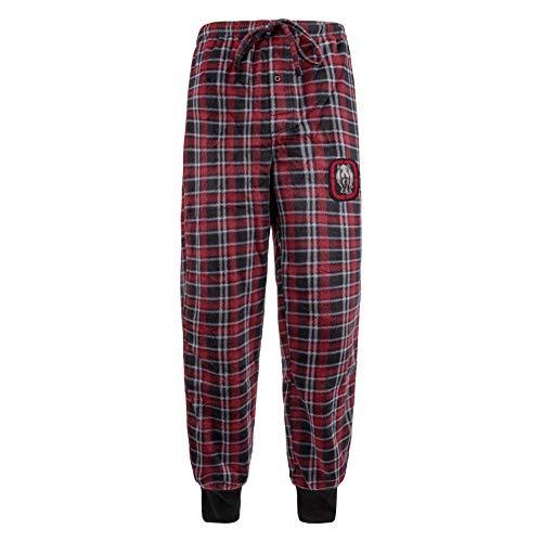 Ecko Unltd. Men's Minky Fleece Jogger | Moisture Wicking Pajama Pant 100% Polyester