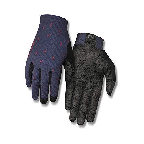 Giro Unisex– Erwachsene Rivet CS Handschuhe Fahrradhandschuhe, Midnight, L