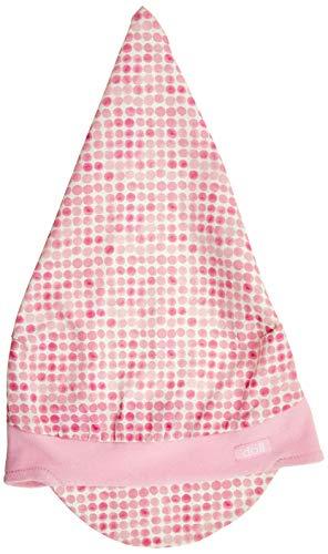 Döll Baby-Mädchen Kopftuch mit Schirm Sonnenhut, Rosa (Pink Lady|Rose 2720), 51