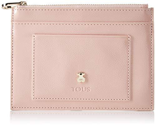 TOUS Dorp, Organizadore de bolso para Mujer, Rosa (Antique Rosa 995970526), 15.7x11x0.5 cm (W x H x L)