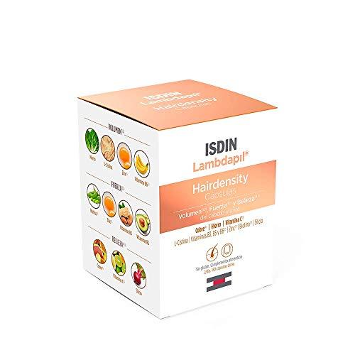 ISDIN Lambdapil Hairdensity Complemento Alimenticio Para El Cabello (1
