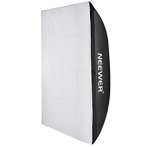 Neewer 20x28'/50x70cm Rectangular Softbox Compatible with Neewer N-250W N-300W C-250 C-300 300DI 250DI 300SDI 250SDI Studio Strobe Flash Monolight