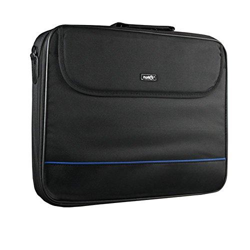 Natec NTO-0359 Laptoptasche mit Schulterriemen für 17,3