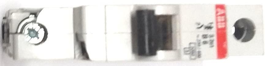 ABB S201-B6 Miniature Circuit Breaker, 480Y/277 VAC, 6 A, 6 kA Interrupt, 1 Poles