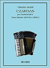 Czardas–Arreglados para acordeón [de la fragancia/Alemán] Compositor: Monti Vittorio