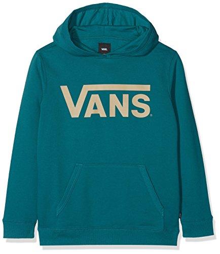Vans_Apparel Jungen Classic Pullover Hoodie Kapuzenpullover, Blau (Corsair-Khaki Rqb), 128 (Herstellergröße: S)