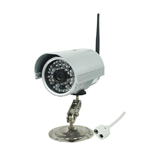 Sicherheitskamera / ¨¹berwachungskamera/WiFi Kamera Dome/Dome Kamera/IP Kamera mit LAN & WLAN R-X3005, 24 Stunden matisches Video/Eingebauter Mikrofonlautsprecher