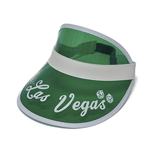 Hunter S. Thompson Las Vegas Green Visor
