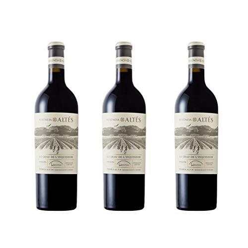 Herència Altés Lo Grau De L'Inquisidor Vino Tinto - 3 botellas x 750ml - total: 2250 ml