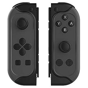 GEEMEE Mando para Nintendo Switch,Wireless Bluetooth Joycon Gamepad Joystick Controlador Inalámbrico Soporta Turbo/Vibración/Giroscopio para Nintendo Switch Lite Joycon Controller