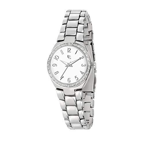 B&G Reloj Mujer, Colección Legend, Analógico, Solo Tiempo, en Acero, Aleación - R3853278501